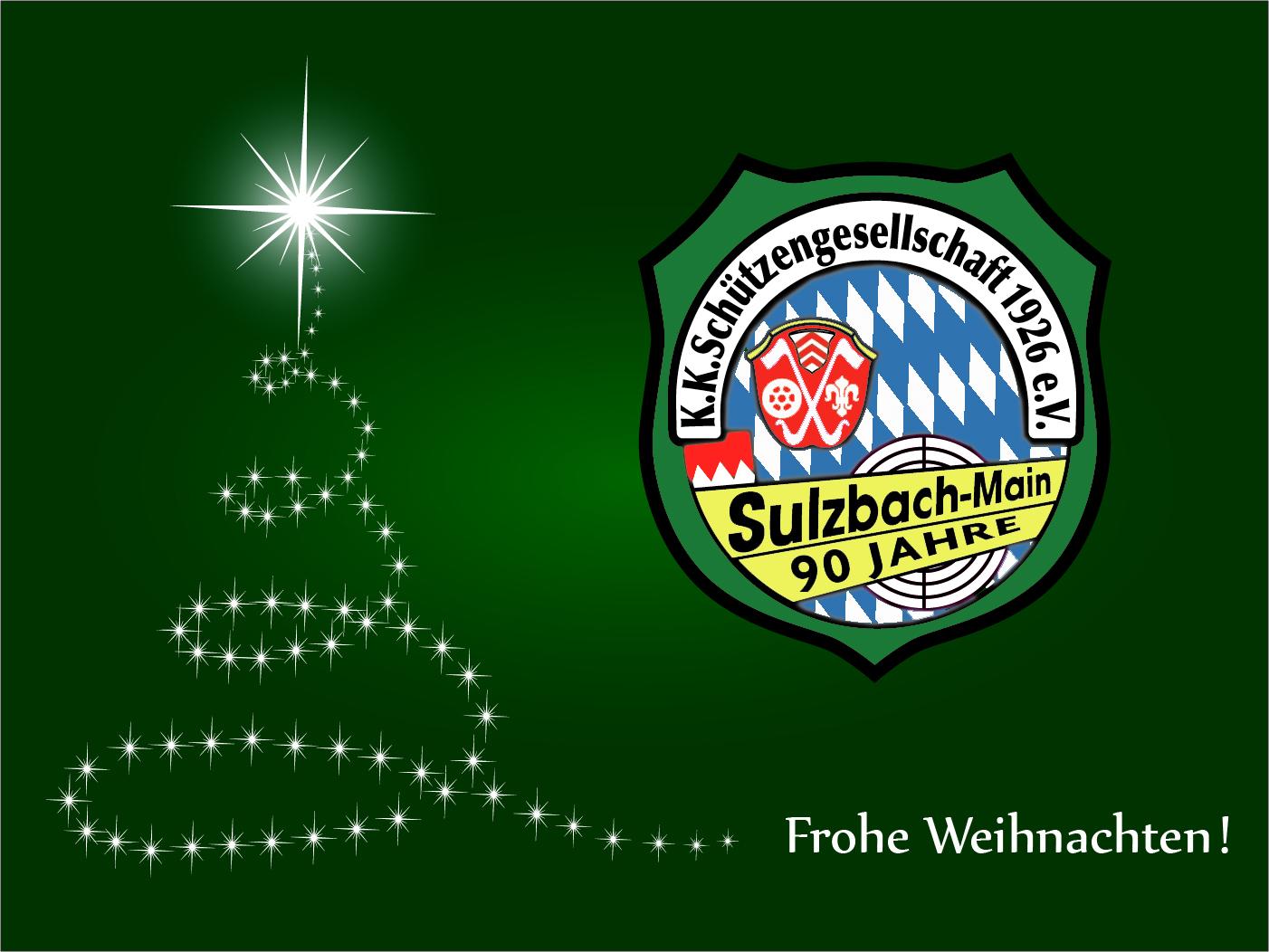 Besinnliche Bilder Weihnachten.Fröhliche Und Besinnliche Weihnachten Kksg Sulzbach 1926 E V